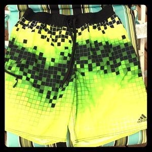 Men's Adidas swimming trunks